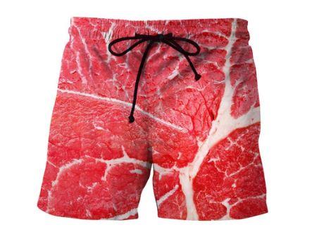 Fleisch-Shorts
