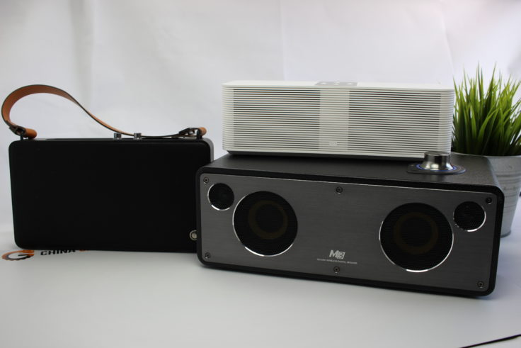 GGMM vs Xiaomi Network speaker