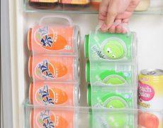 Honana CF-KT04 Dosenhalterung Kühlschrank Funktion