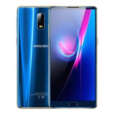 Front- und Rückseite des Koolnee K1 Trio Smartphone