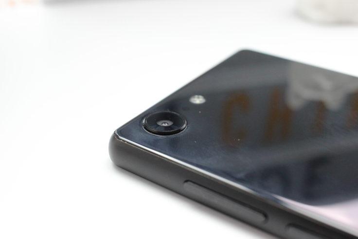MAZE Alpha X Smartphone Kamera