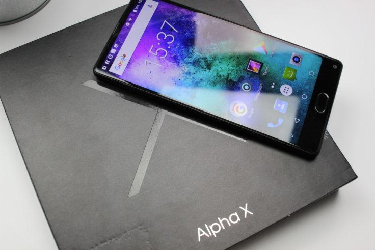 MAZE Alpha X Smartphone X