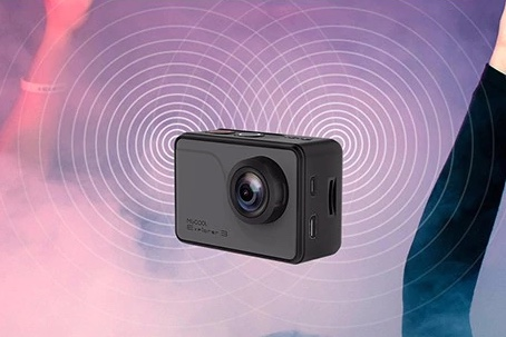 MGCOOL Explorer 3 Action Cam