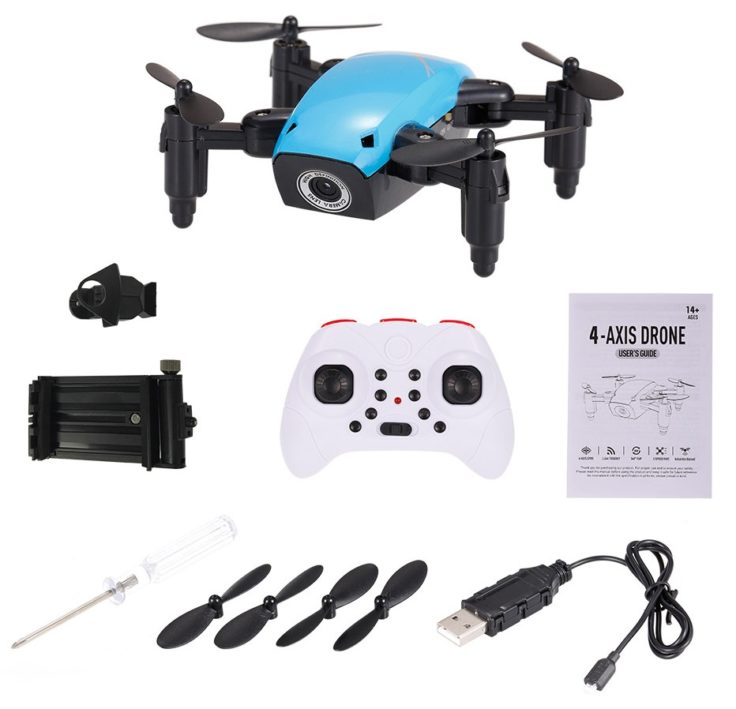 Mini Drohne H9W Mini Spark Zubehör