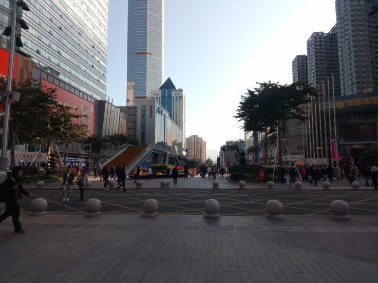 Vernee X Shenzhen
