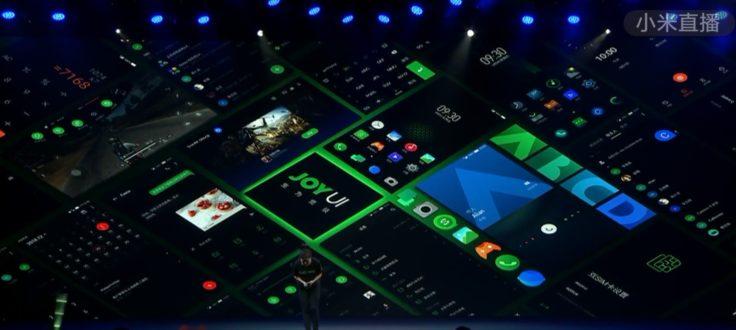 Xiaomi Black Shark JoyUI