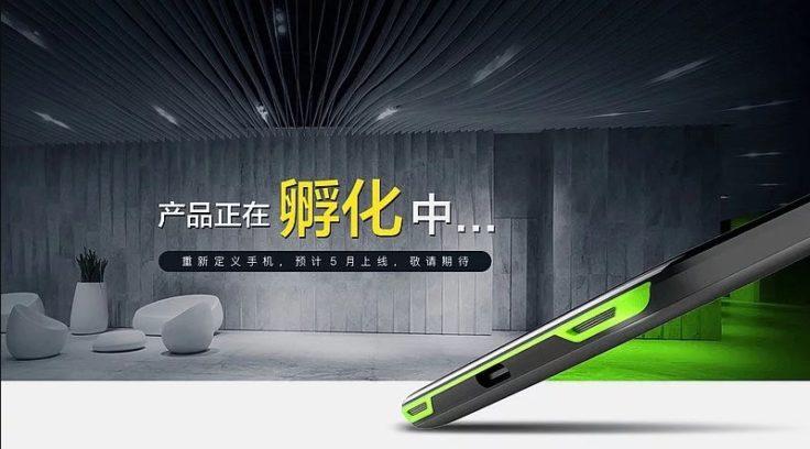 Xiaomi Blackshark Gaming-Smartphone