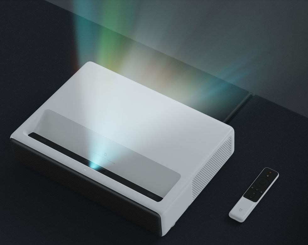 Xiaomi Mi Laser Projector Test China Heimkino Beamer