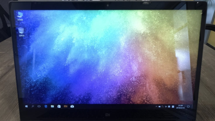 Xiaomi Mi Notebook Air 2018 Desktop