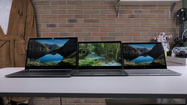 Xiaomi Mi Notebooks alle Größen