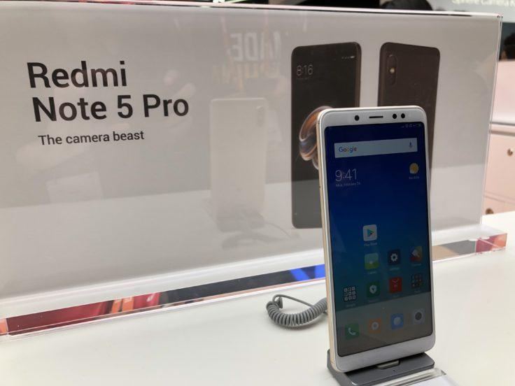 Xiaomi Redmi Note 5 Pro Kamera Beast