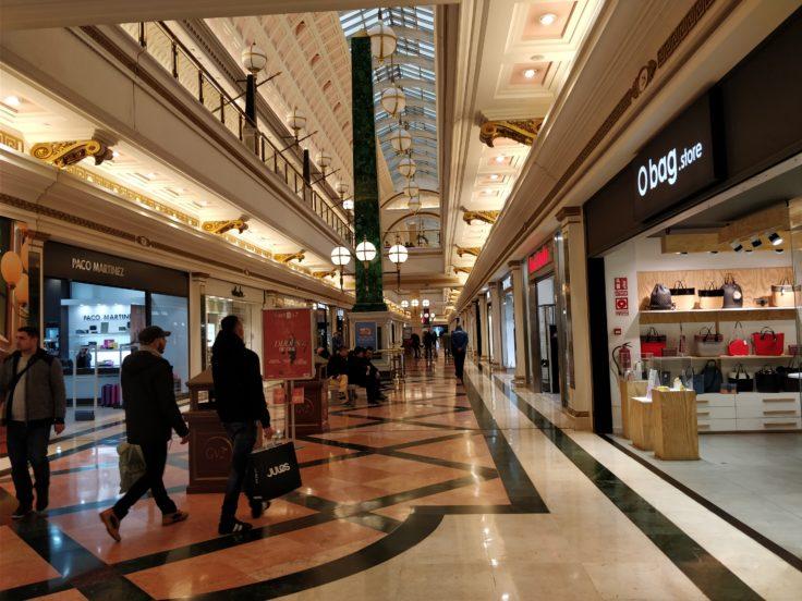 Xiaomi Store Barcelona im Einkaufszentrum