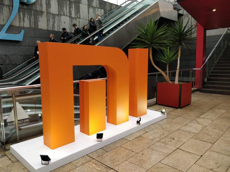 Xiaomi Store Barcelona Mi Logo