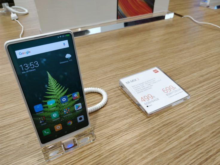 Xiaomi Store Barcelona Mi MIX 2