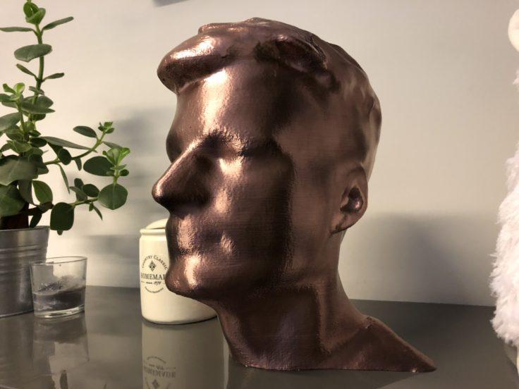 Kristian aus dem 3D-Druck