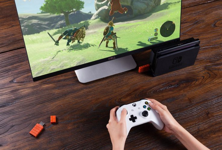 8Bitdo Bluetooth Adapter XBOX Controller