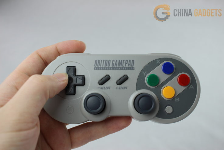 8Bitdo SF30 Bluetooth Controller (3)