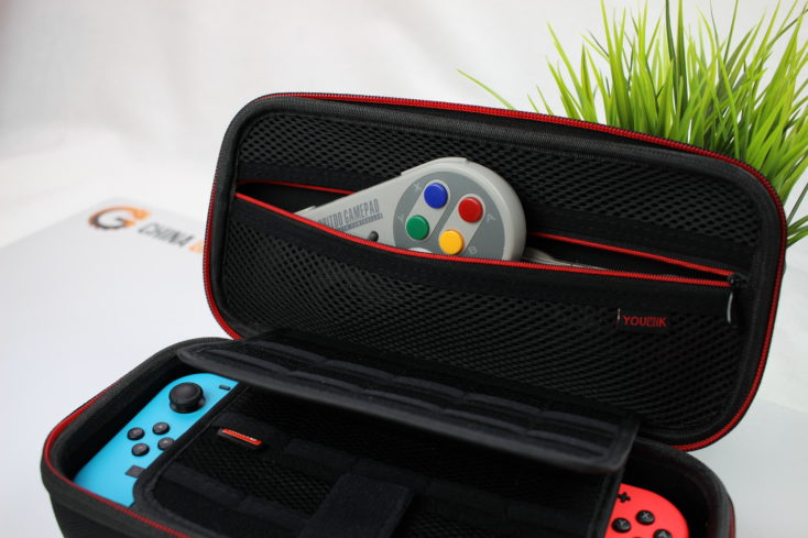 Nintendo Switch Hardcase Tasche