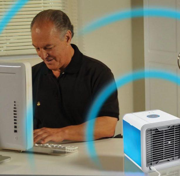 Air Conditioner Werbung