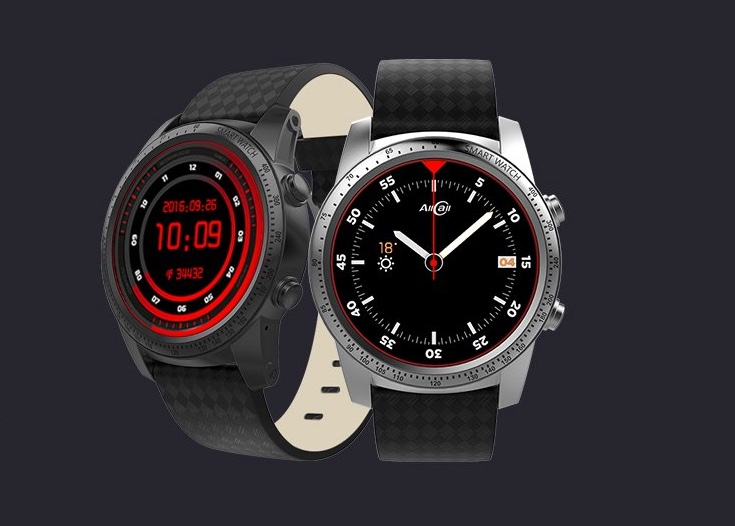 AllCall W1 Smartwatch Design