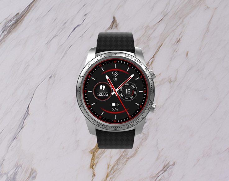 AllCall W1 Smartwatch Watchface