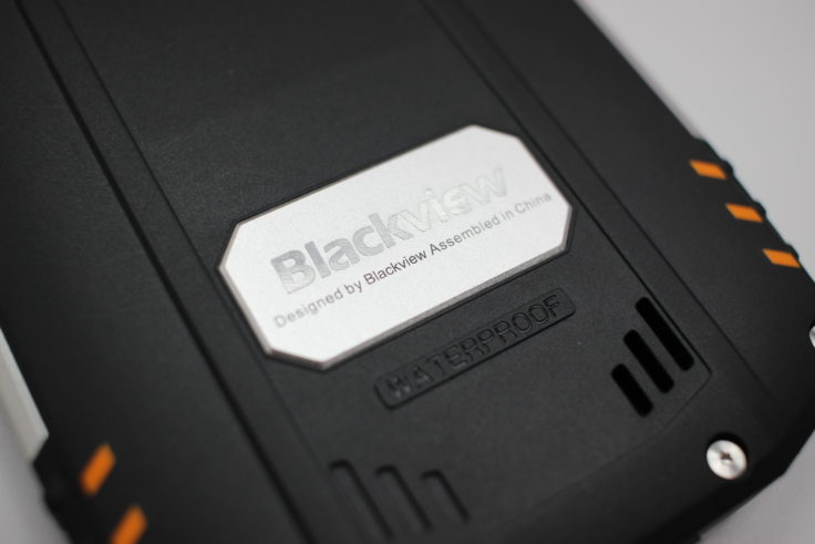 Blackview BV9000 Outdoor Smartphone Blackview Logo