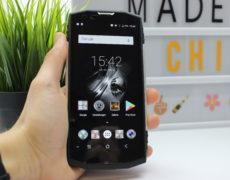 Blackview BV9000 Outdoor Smartphone in Hand