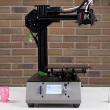 Tevo Michelangelo 3D Drucker frontal