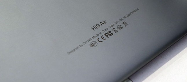CHUWI Hi 9 Air Tablet Modell