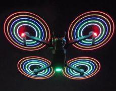 DJI Mavic Pro LED Rotorblätter