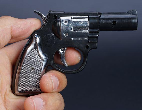 Elektroschock-Pistole