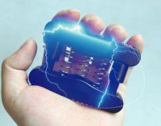 Elektroschocker-Fingertrainer