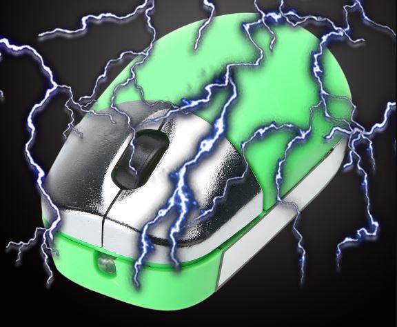 Elektroschocker-Maus