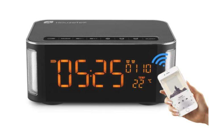 Houzetek DY32L Bluetooth Speaker Display
