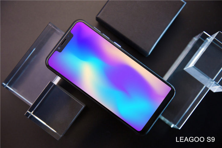 Leagoo S9 Smartphone Display