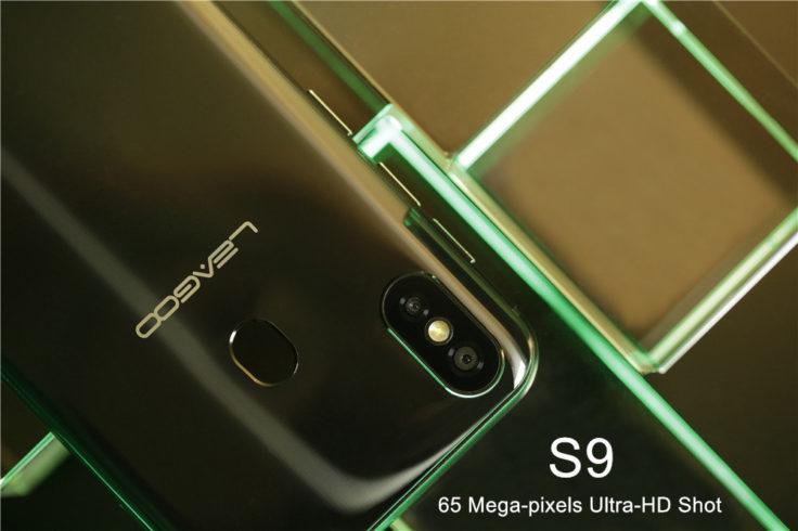 Leagoo S9 Smartphone Kamera