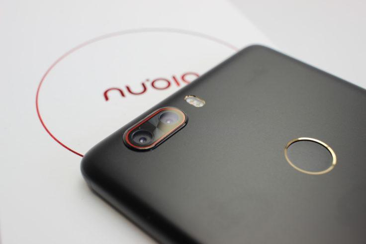 Nubia Z17 Lite Kamera