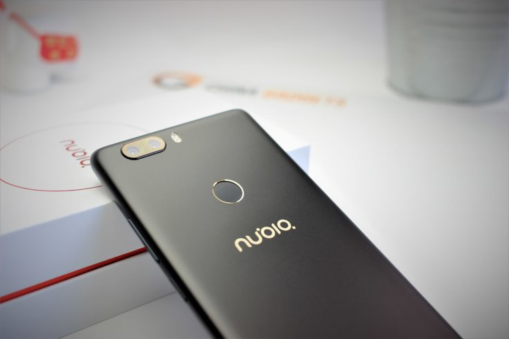 ZTE Nubia Z17 Lite in the Test: Top-middle-class Smartphone