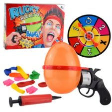 Roulette Pistole Party Spiel