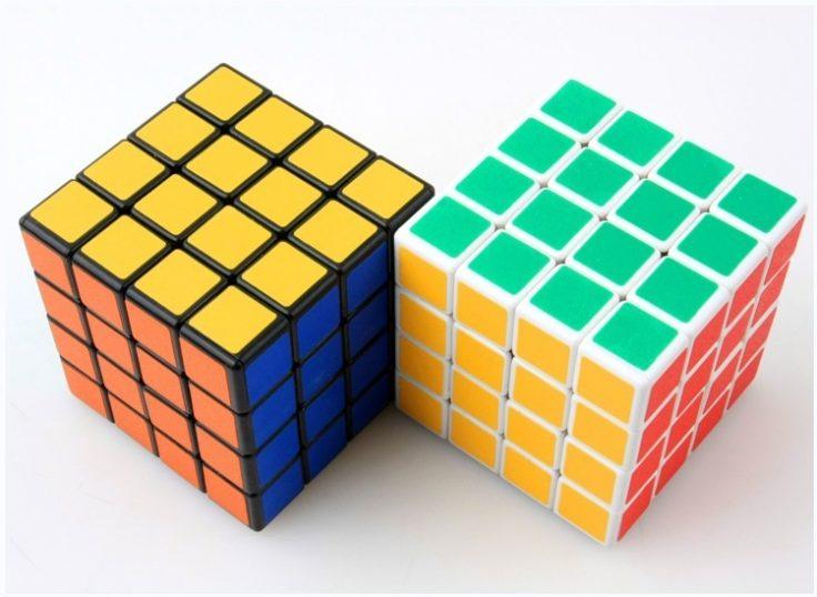 Rubiks Cube 4x4x4