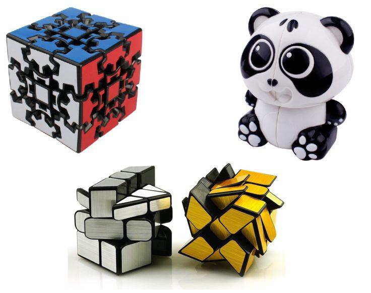 Rubiks Cube Zauberwürfel Verschiedene Modelle