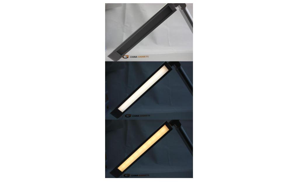 TaoTronics Schreibtischlampe Helligkeitsstufen