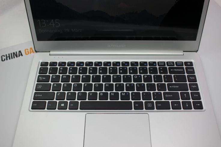Teclast F7 Tastatur