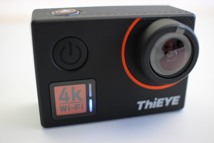 ThiEYE T5 Edge Actioncam Optik