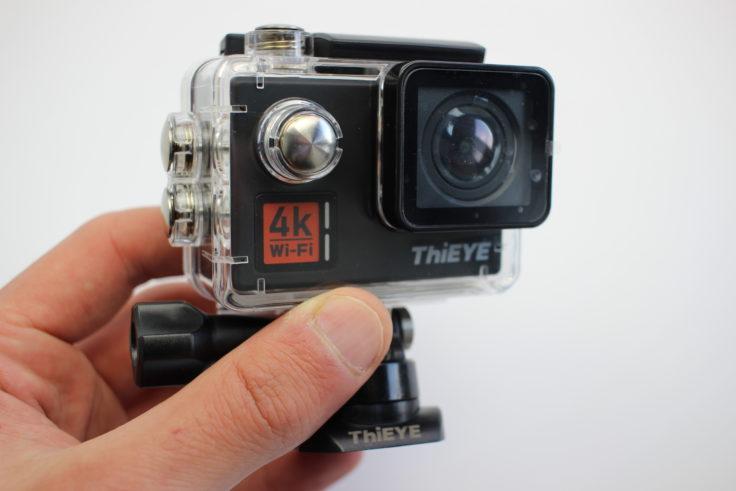 Im Test: ThiEYE T5 Edge - Upgrade einer starken 4K-Actioncam