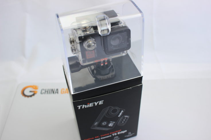 ThiEYE T5 Edge Actioncam Verpackung