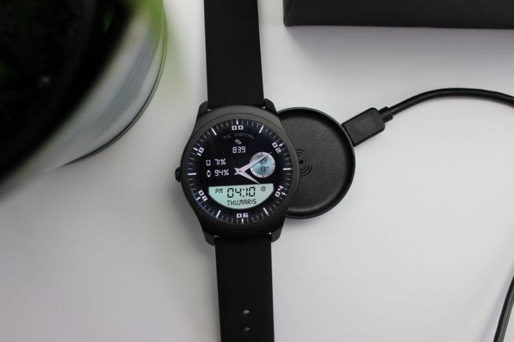 TicWatch 2 Smartwatch Akkustation