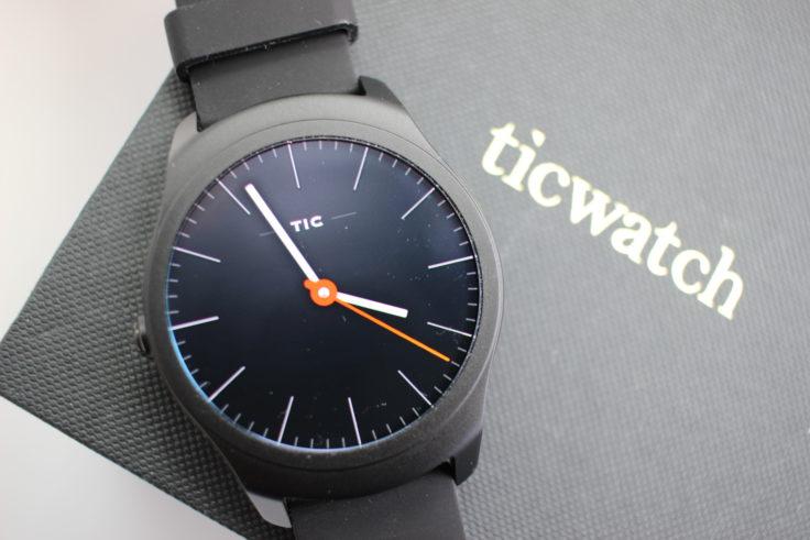 TicWatch 2 Smartwatch Logo