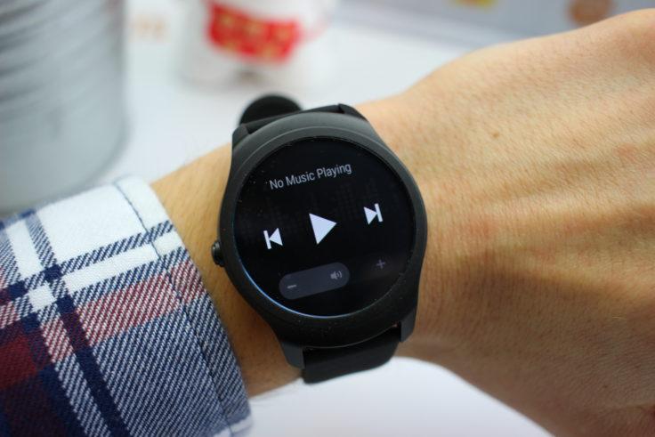TicWatch 2 Smartwatch Musik