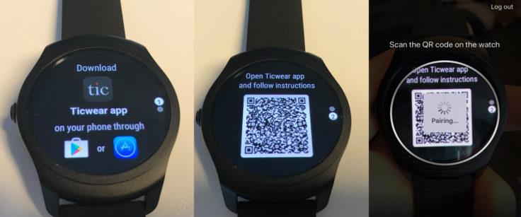 TicWatch 2 TicWear App